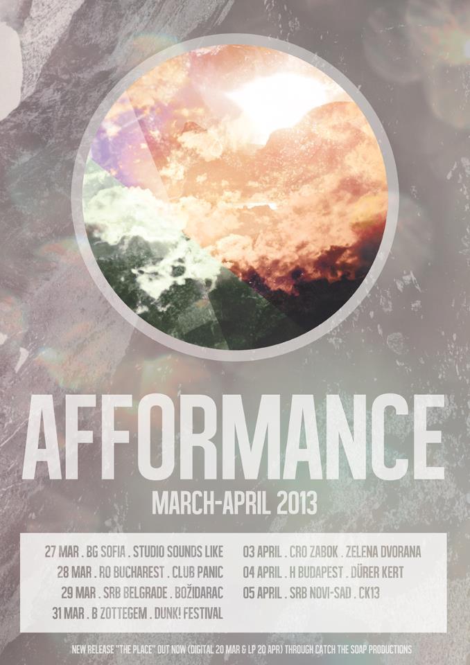 Afformance_tour